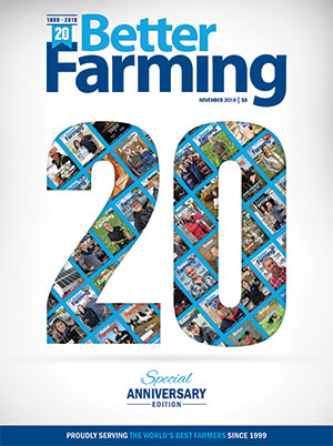 Better Farming Magazine November 2019
