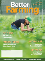 Better Farming August Issue