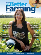 Better Farming Magazine August 2020