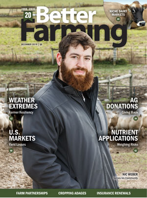 Better Farming Magazine December 2019