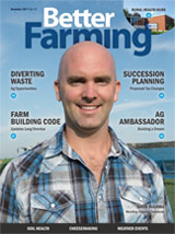 Better Farming Magazine November 2017