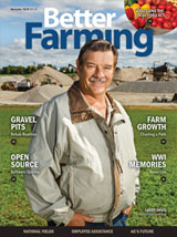 Better Farming Magazine November 2018