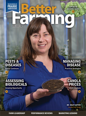 Better Farming Prairies Magazine
