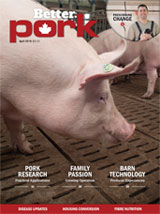 Better Pork Magazine April 2018