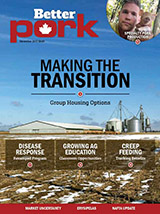 Better Pork Magazine December 2017